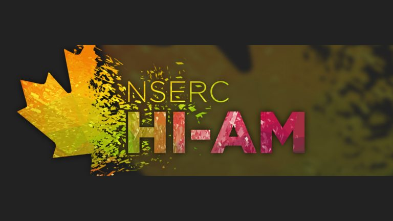 Logo of NSERC HI-AM Network